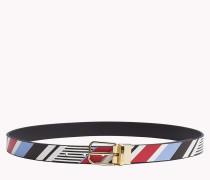 Wendegürtel aus Leder