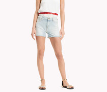 Denim-Shorts mit Super-Stretch