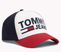 Tommy Jeans-Cap in Blockfarben