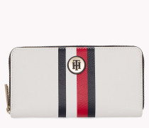 Brieftasche mit Monogramm