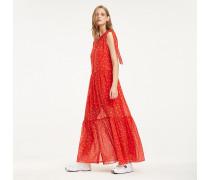Maxi-Kleid im Lagen-Design