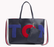 Tote-Bag mit Frottee-Logo