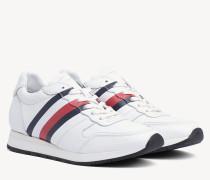 Tommy Premium Ledersneaker