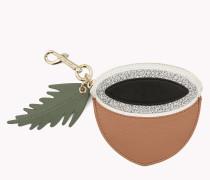 Kokosnuss-Münzbeutel