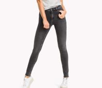 Santana Skinny Jeans mit hoher Leibhöhe