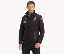 Mercedes F1 Softshelljacke