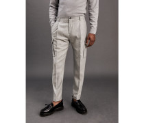Relaxed Fit Cargo-Hose