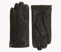 Klassische Leder-Handschuhe