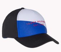 Basecap mit Flag-Label