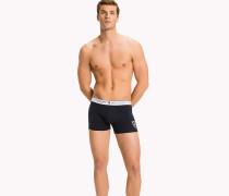 Stretch-Unterhose mit Branding-Taillenbund