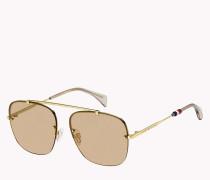 Browbar-Sonnenbrille