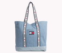 90s Tote-Bag aus Denim
