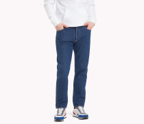 Cropped Regular Fit Jeans