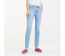 Venice Skinny Fit Jeans aus Twill