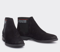 Chelsea-Boot mit Stretch