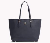 Tote-Bag mit Monogramm-Logo