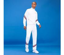 Trainingsjacke mit Tommy-Streifen