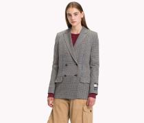 Tailored Zweireiher-Blazer
