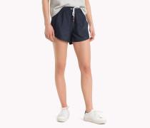 Shorts mit grafischen Streifen
