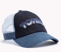 Bestickte Logo-Cap