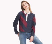 Tommy Icons Seidenbluse