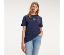 1985 T-Shirt aus reiner Baumwolle