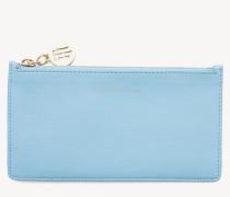 Monogramm-Brieftasche