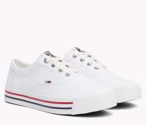 Sneaker in Blockfarben