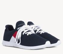 Leichtgewichtiger Strick-Sneaker mit Flag