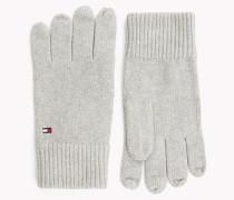 Handschuhe aus Baumwoll-Kaschmirmix