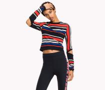 Gigi Hadid Pullover mit Streifen