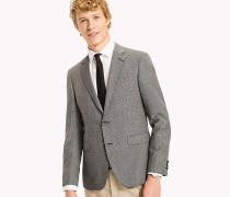 Slim Fit Blazer aus Wolle