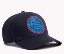 Baseball-Cap mit Logo-Badge
