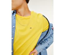 Essentials Slim Fit T-Shirt aus Bio-Baumwolle