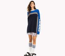 Oversized Baumwoll-Sweatshirt aus Baumwolle