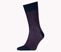 Einzelpack Socken mit Karoprint