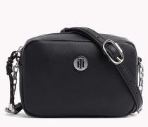 Crossover-Tasche mit Monogramm