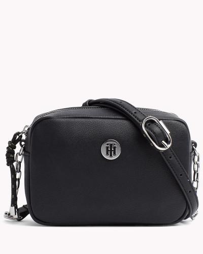 Tommy Hilfiger Damen Crossover-Tasche mit Monogramm Günstig Kaufen Offizielle Seite CdhhHvOW