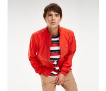 Baumwoll-Jacke mit Reißverschluss