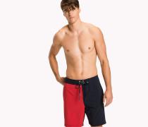Boardshorts in Blockfarben