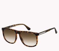 Klassische, große Sonnenbrille
