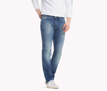 Slim Fit Jeans aus Denim