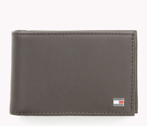 Kleine Brieftasche aus Leder