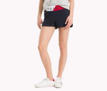 Shorts mit Tommy Hilifger-Logo in Blockfarben