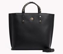 Tote-Bag mit Ketten-Detail