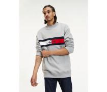 Tommy Sweatshirt aus Bio-Baumwolle