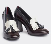 Iconic glänzender Loafer