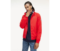 Essential Bomberjacke mit Flag-Patch