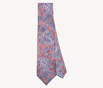 Paisley-Krawatte aus reiner Seide