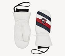 Ski-Handschuhe mit Rossignol-Streifen